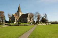 Alfriston Church