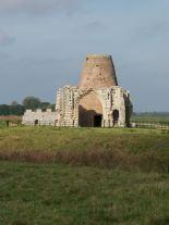 Abbey gatehouse & windpump