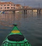 Canoeing in Venice