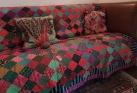Quilt & Cushions