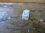Old dice