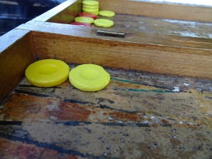 Worn counters