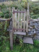 Wall gate