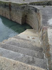 Harbour walls
