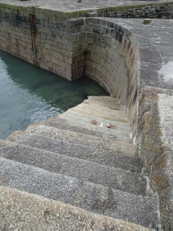 Harbour walls